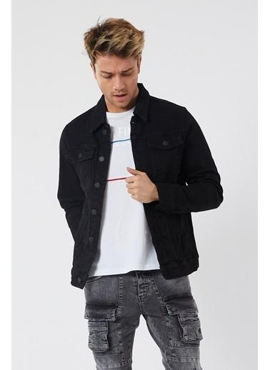 Denim Republic Jean Ceket Siyah